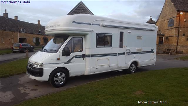 Auto-Trail Frontier Mohican Motorhome