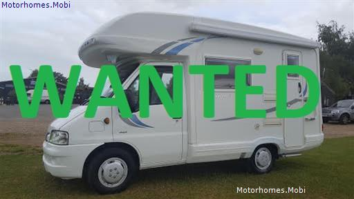 Auto-Sleepers WANTED Motorhome